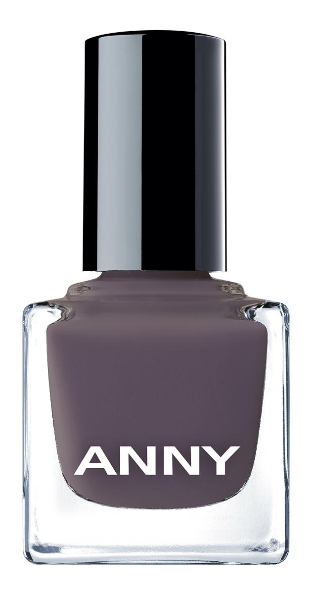 ANNY Лак для ногтей, тон № 218,20 глубокий серо-сиреневый, 15 мл лак для ногтей anny anny an042lwcmoc8