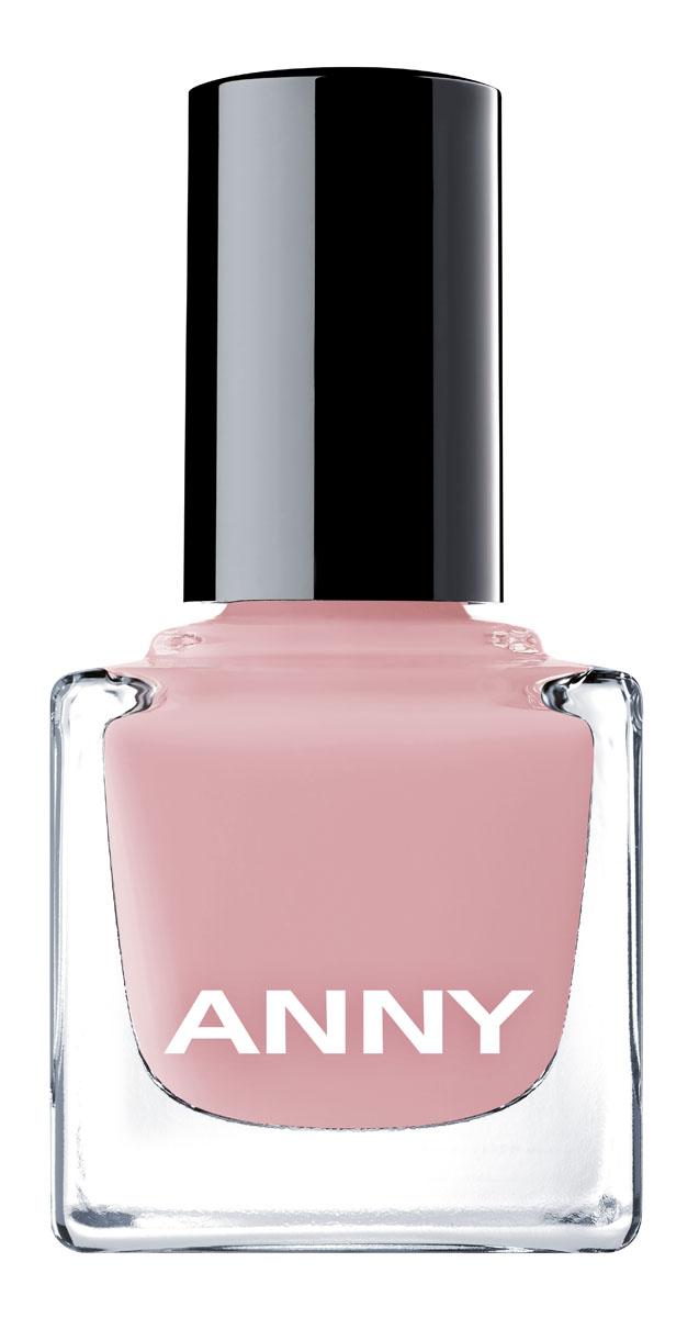 ANNY Лак для ногтей, тон № 243 Nude, 15 мл лак для ногтей anny anny an042lwcmoc8