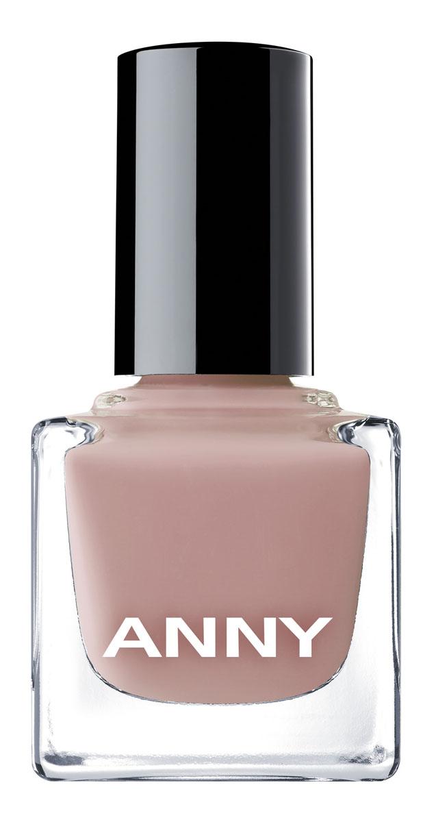 ANNY Лак для ногтей, тон № 303 бежево-розовый, 15 мл лак для ногтей anny anny an042lwcmoc8
