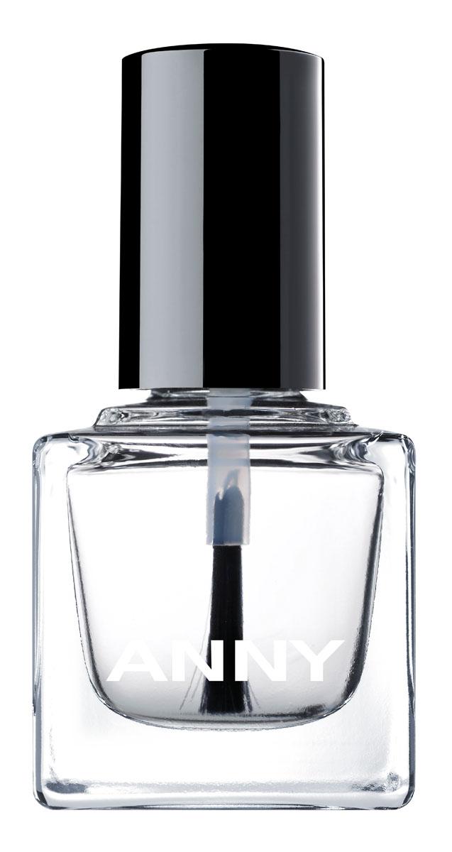 ANNY Закрепляющее покрытие-гель для ногтей «Супер блеск», 15 мл