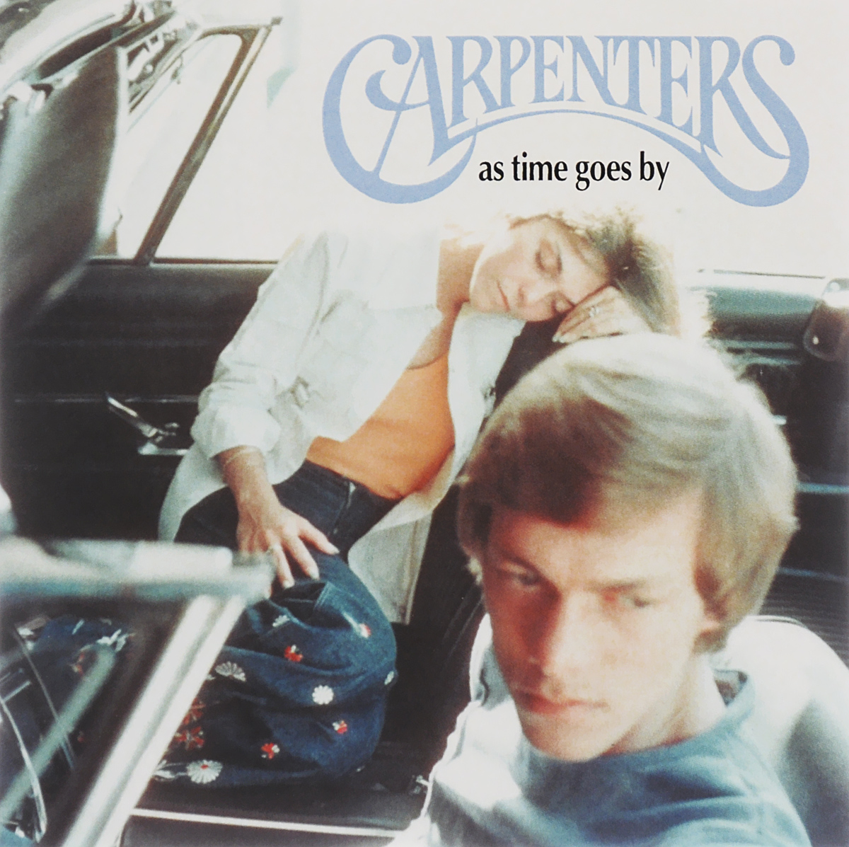 The Carpenters. As Time Goes By