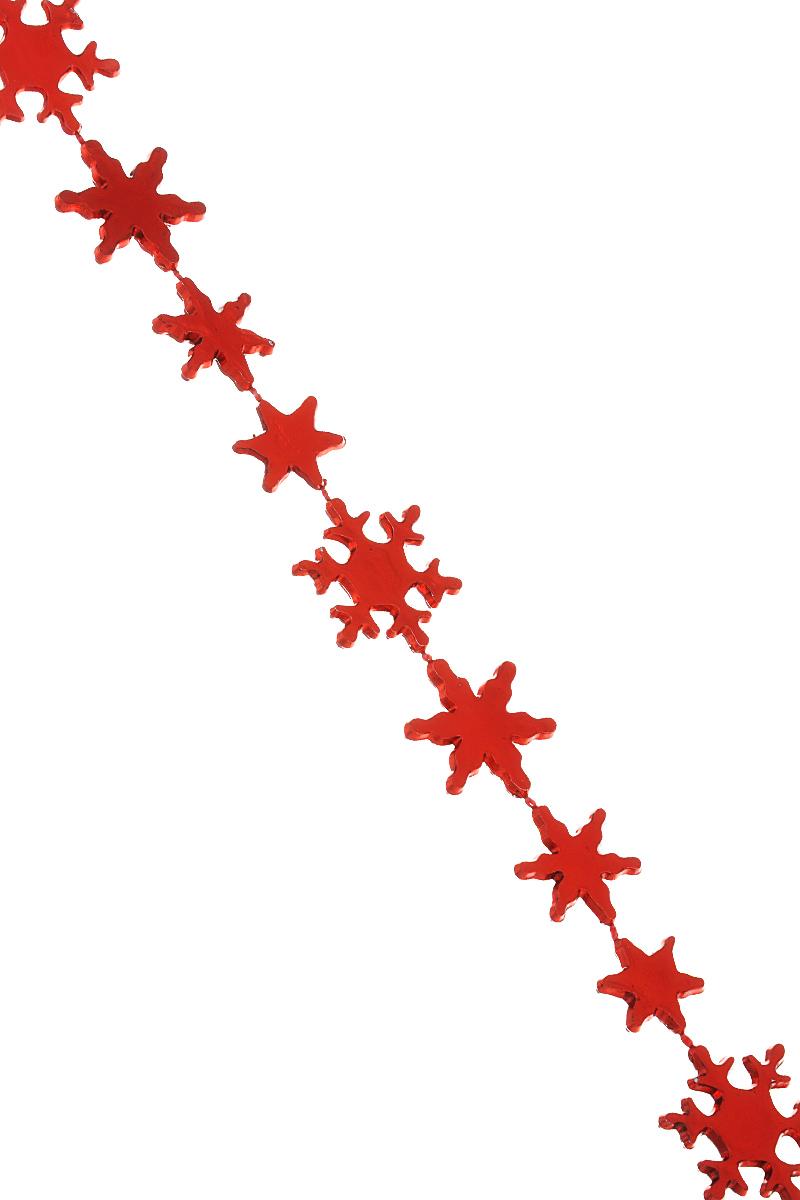 Гирлянда новогодняя Феникс-презент Magic Time, цвет: красный, длина 2,7 м. 38690 гирлянда новогодняя феникс презент magic time цвет красный длина 2 7 м 38690