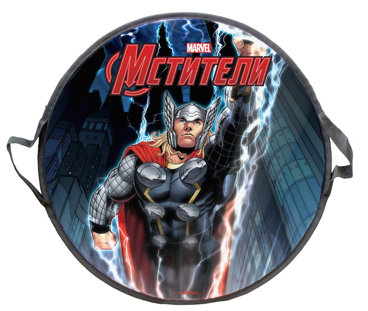 Ледянка Marvel Thor, круглая, диаметр 52 см thor ледянка marvel thor 52 см круглая т58171