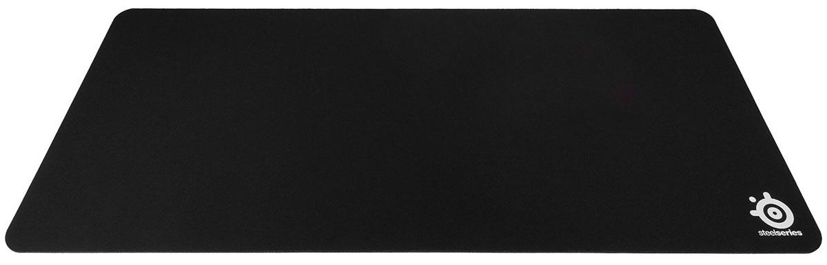 Игровой коврик для мыши SteelSeries QcK XXL, Black