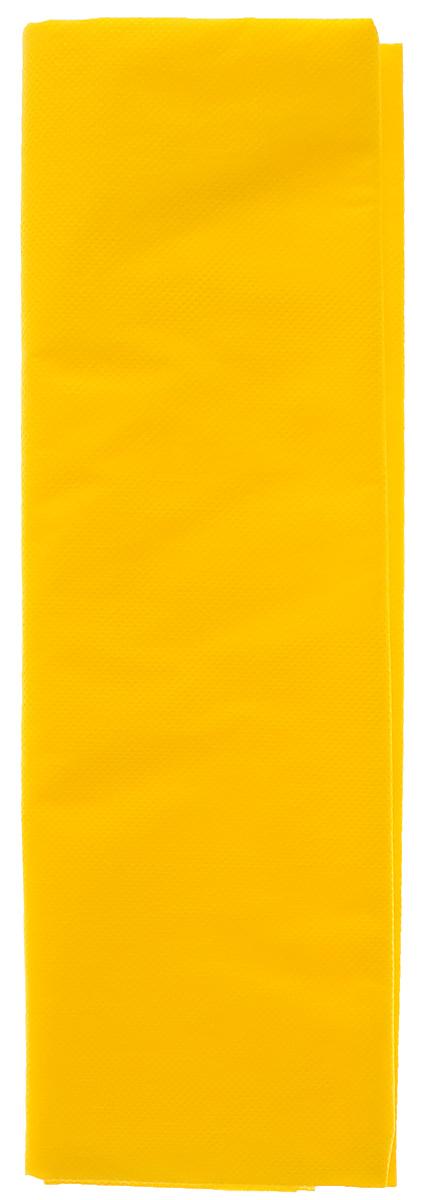 """Скатерть """"Boyscout"""", прямоугольная, цвет: желтый, 140  x 110 см"""