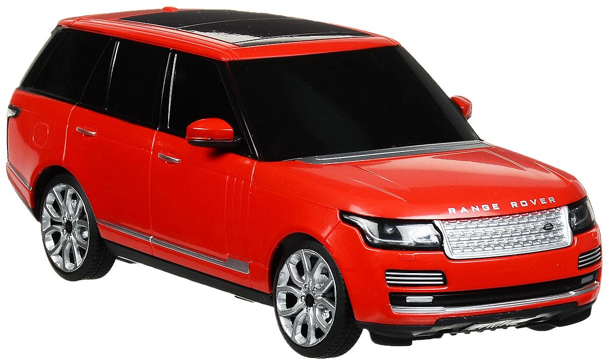 Rastar Радиоуправляемая модель Range Rover цвет красный rastar радиоуправляемая модель range rover sport цвет серебристый масштаб 1 14
