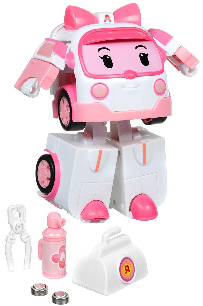 Robocar Poli Игрушка-трансформер Эмбер 13 см