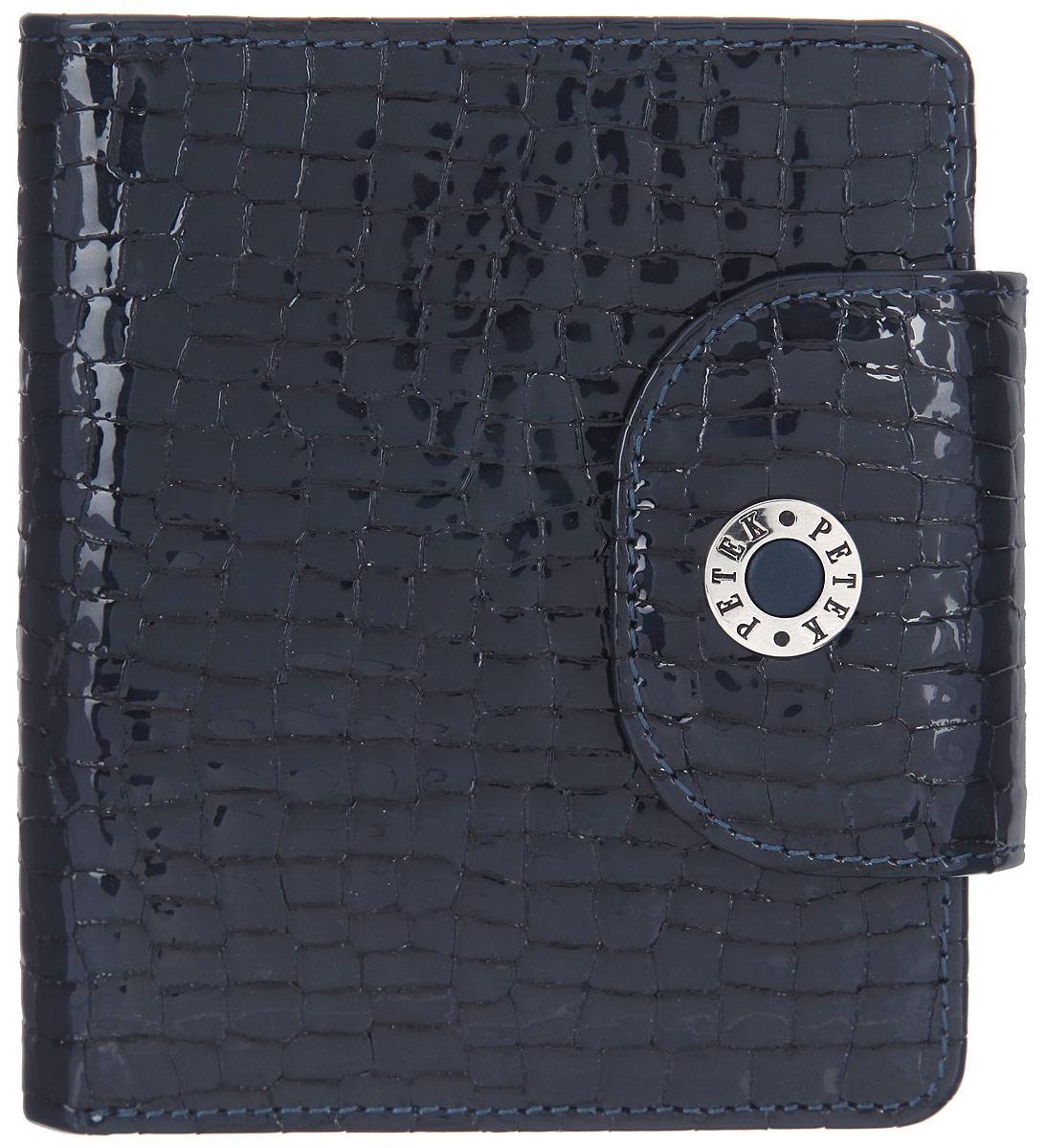 Портмоне Petek 1855 стильные женские портмоне