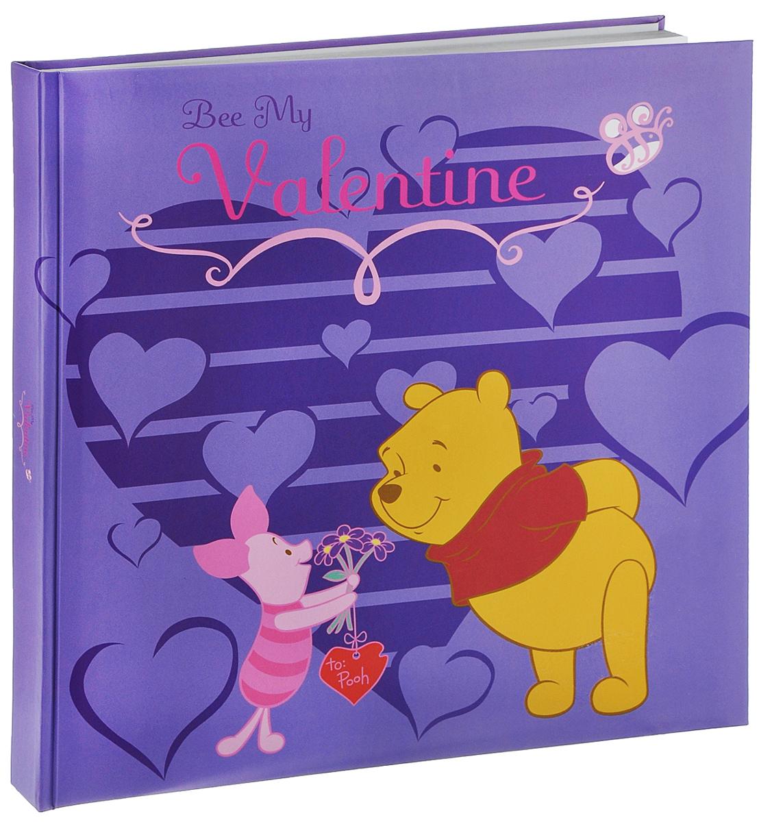 Фотоальбом Pioneer Disney Valentine, 40 магнитных листов, 29 х 32 см фотоальбом pioneer disney valentine 20 магнитных листов 29 х 32 см lm sa20bb c