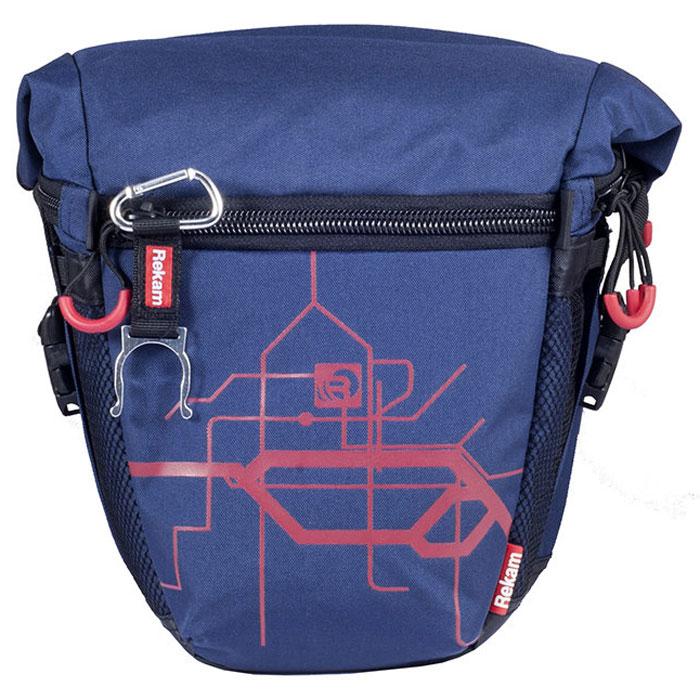 Rekam Pyramid RBX-55, Blue сумка для фотокамеры
