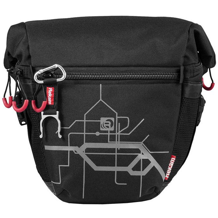 Rekam Pyramid RBX-57, Black сумка для фотокамеры