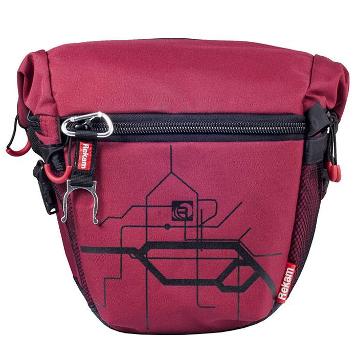 Rekam Pyramid RBX-57, Red сумка для фотокамеры цена