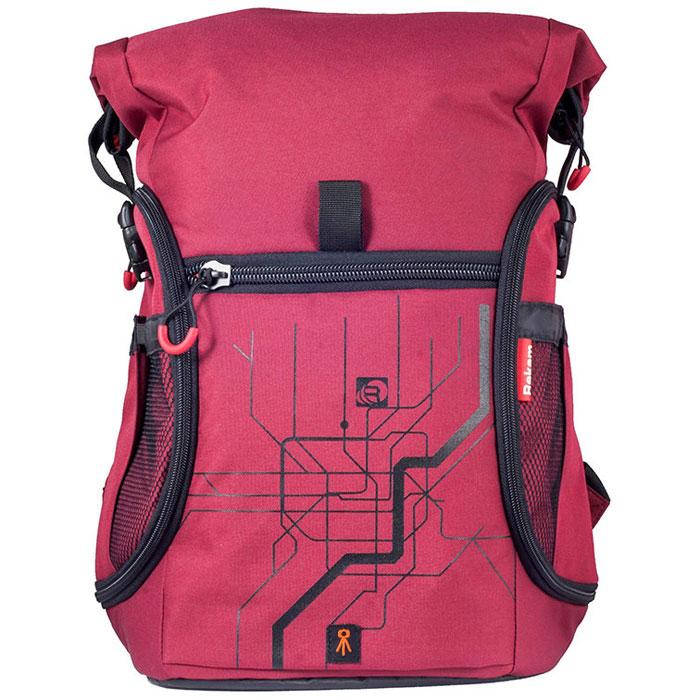 Rekam Pyramid RBX-6000, Red сумка для фотокамеры