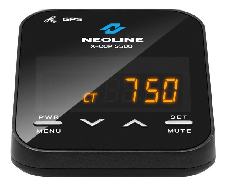 цена на Neoline X-COP 5500 радар-детектор