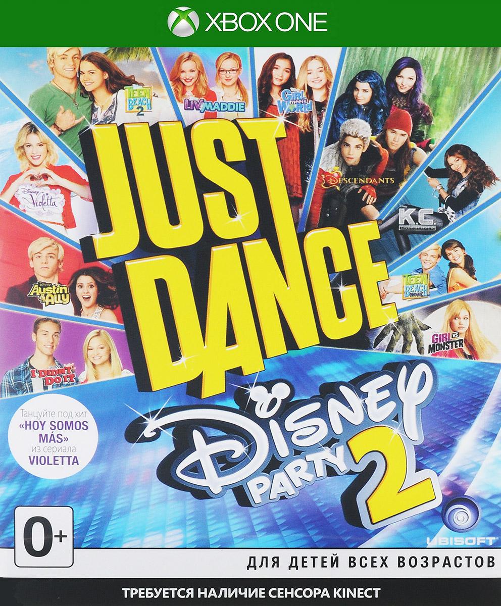 Just Dance Disney Party 2 (Xbox One) цена и фото