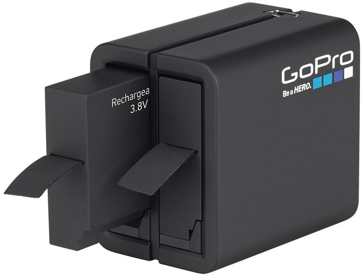 цена на GoPro Dual Battery Charger для Hero 4 зарядное устройство