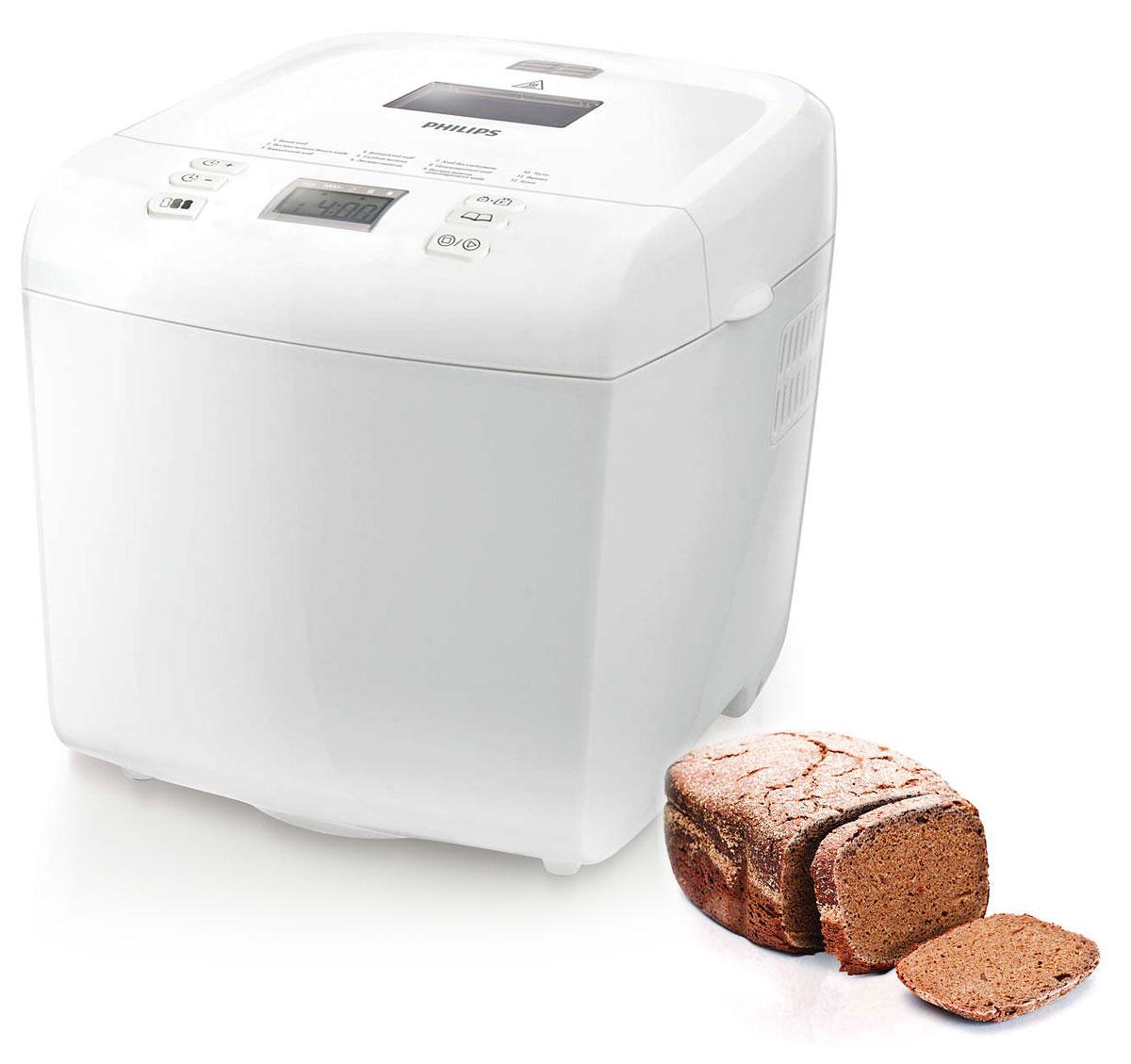 Хлебопечка Philips HD9015/30, White цена и фото