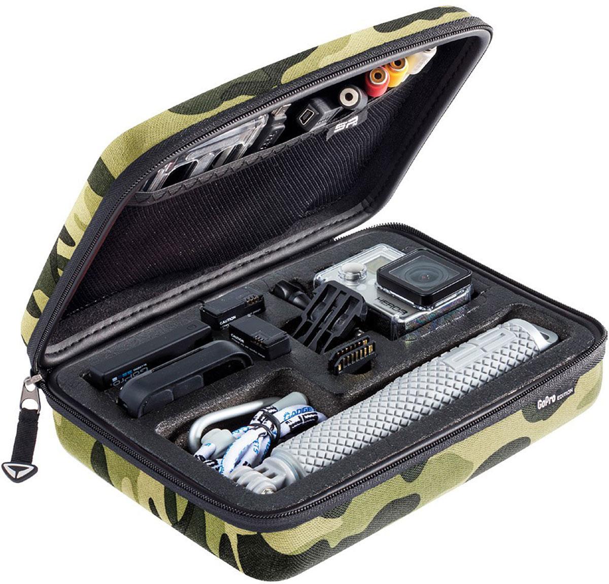 SP-Gadgets POV Case Small GoPro-Edition, Camel кейс для экшн-камеры