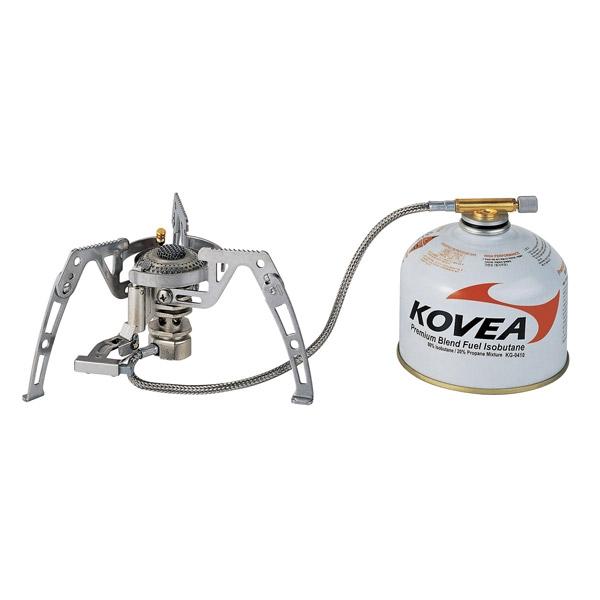 Горелка газовая Kovea Moonwalker Stove Camp-4 KB-0211G-L, со шлангом цена