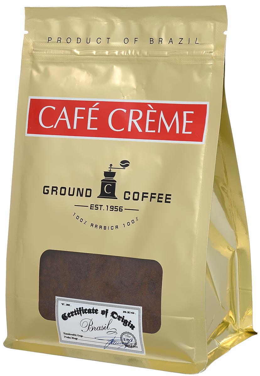 Cafe Creme Brazil кофе молотый, 250 г roseliane creme