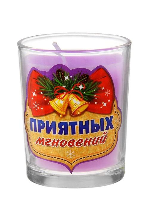 цена на Свеча ароматизированная Sima-land