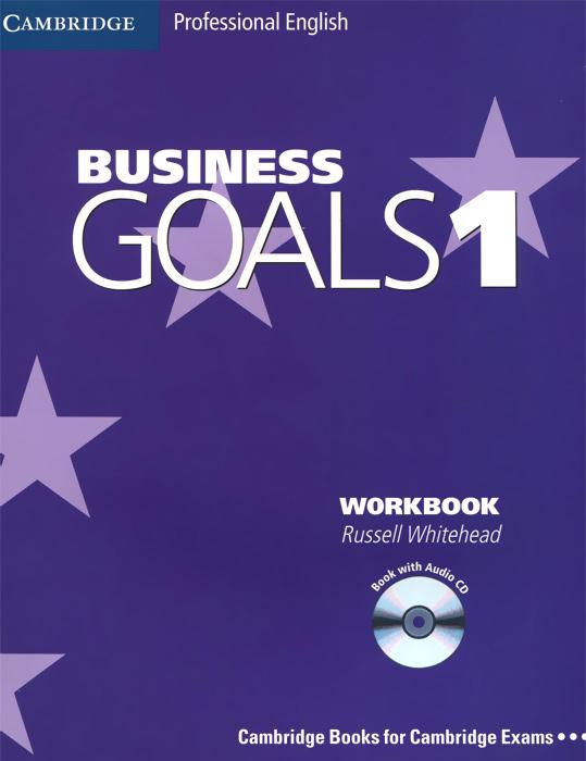 Business Goals 1: Workbook (+ CD) on screen 1 workbook