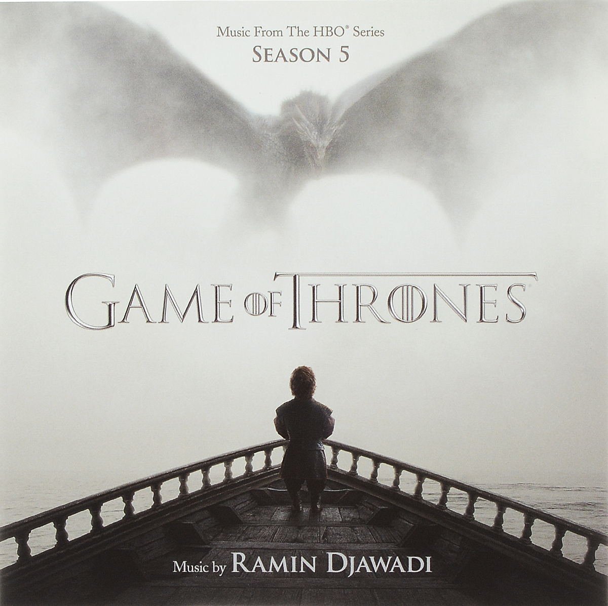 Рамин Джавади Ramin Djawadi. Game Of Thrones Season 5 (Music From The HBO Series) antique carved wood star wars game of thrones music box hand crank theme music welcome to sell friends cooperation
