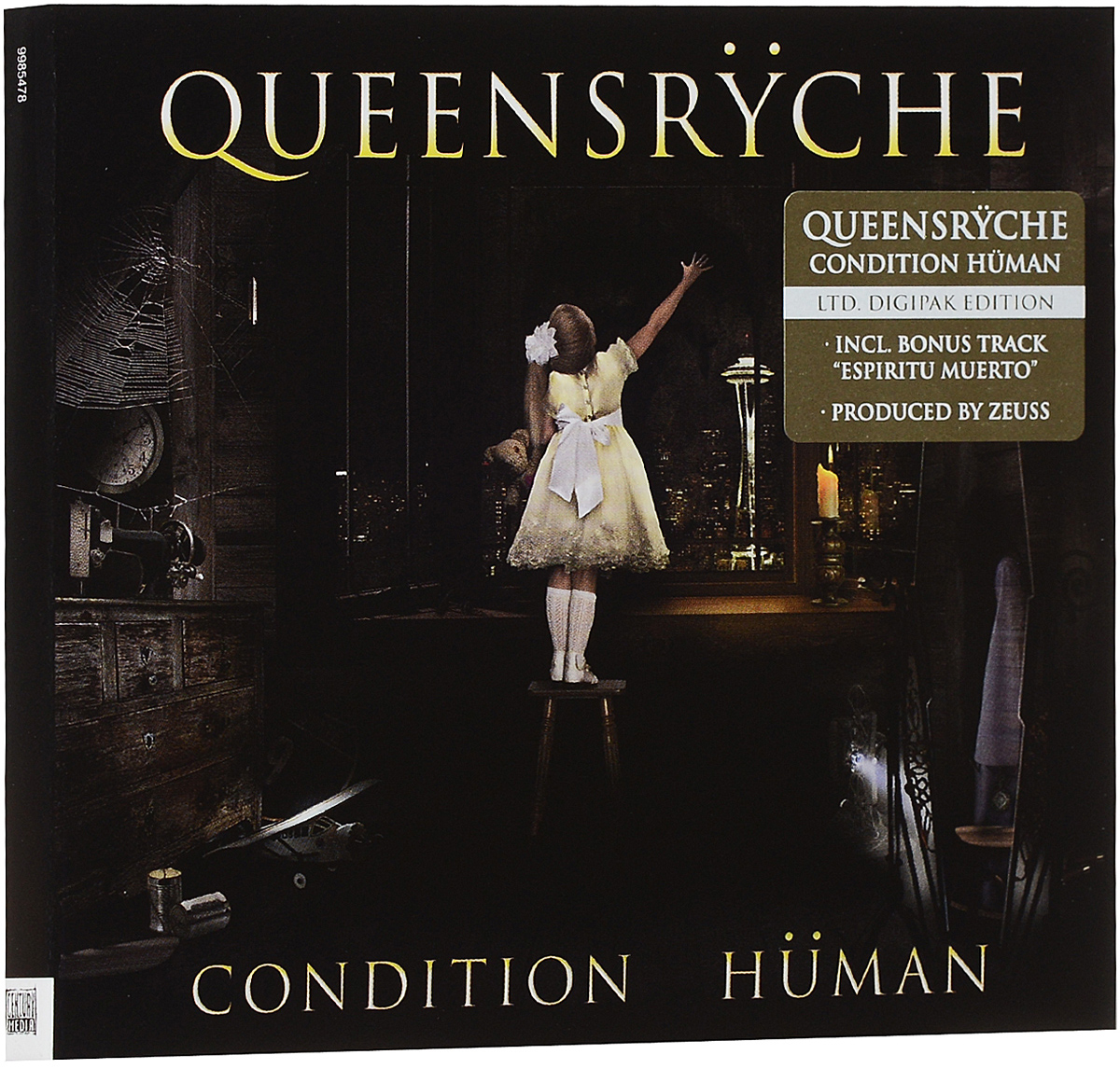 Queensryche Queensryche. Condition Human