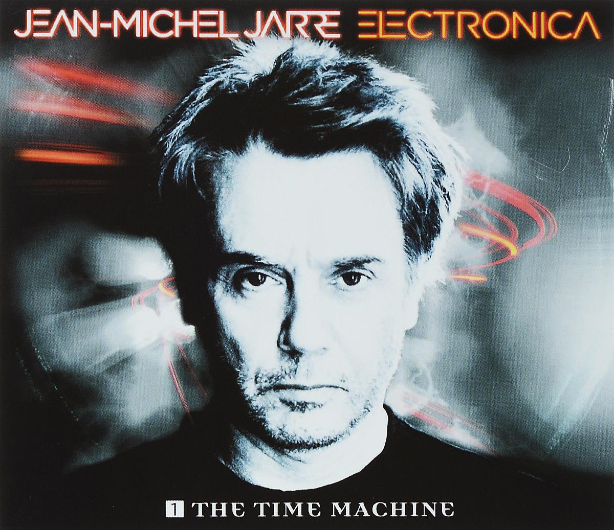Жан-Мишель Жарр Jean Michel Jarre. Electronica 1 - The Time Machine жан мишель жарр jean michel jarre electronica 1 the time machine