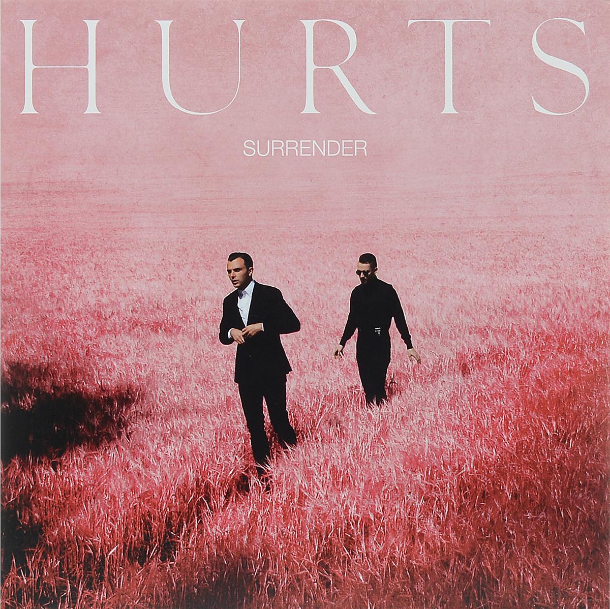 Hurts Hurts. Surrender (2 LP) hurts hurts surrender