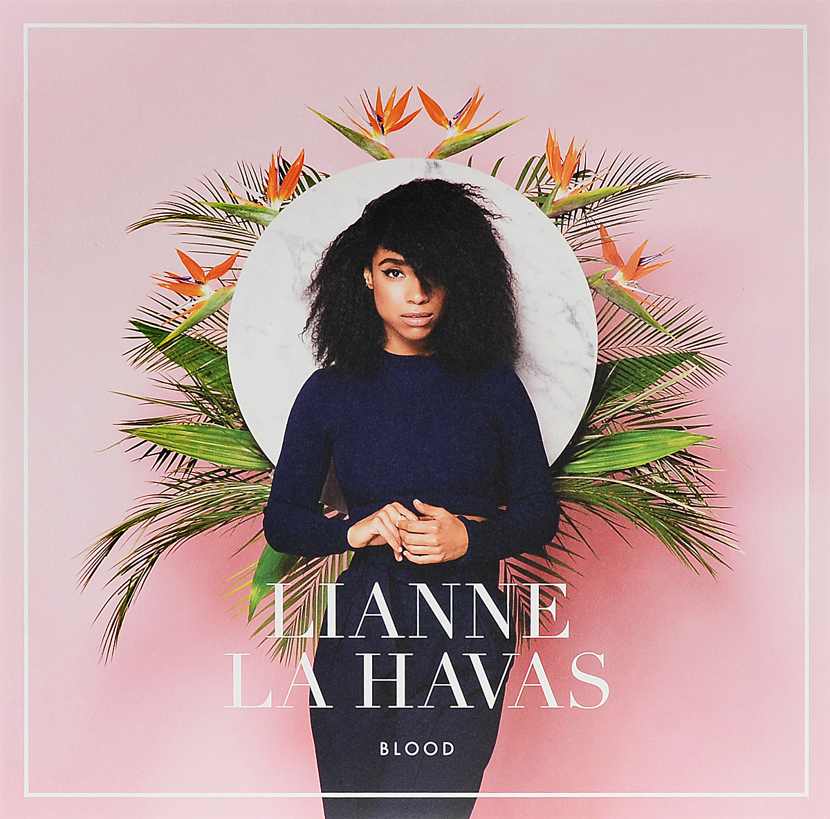 лучшая цена Лианн Ла Хавас Lianne La Havas. Blood (LP)