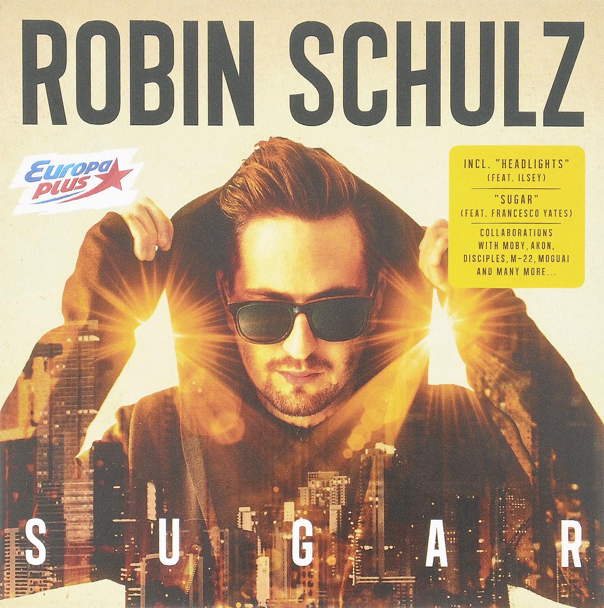 Робин Шульц Robin Schulz. Sugar robin schulz robin schulz uncovered 2 lp