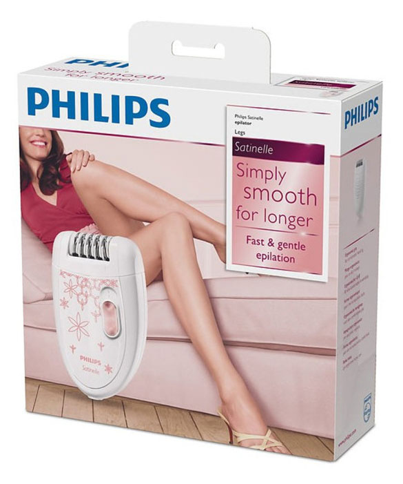 Эпилятор Philips HP6420/00 Philips