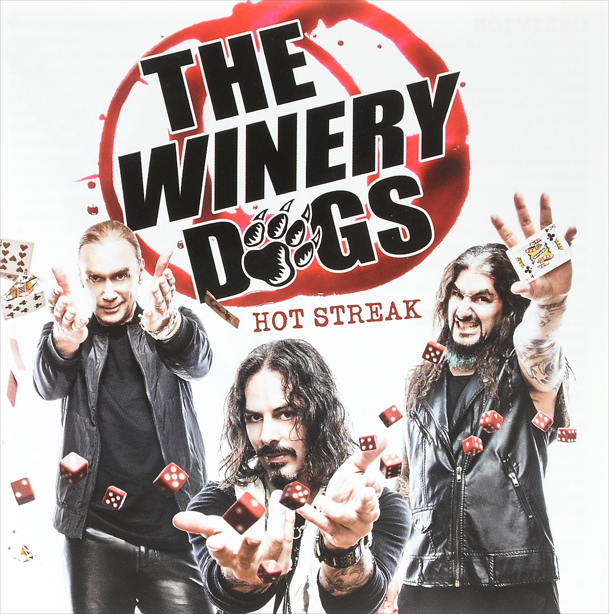 The Winery Dogs The Winery Dogs. Hot Steak the caves dogs