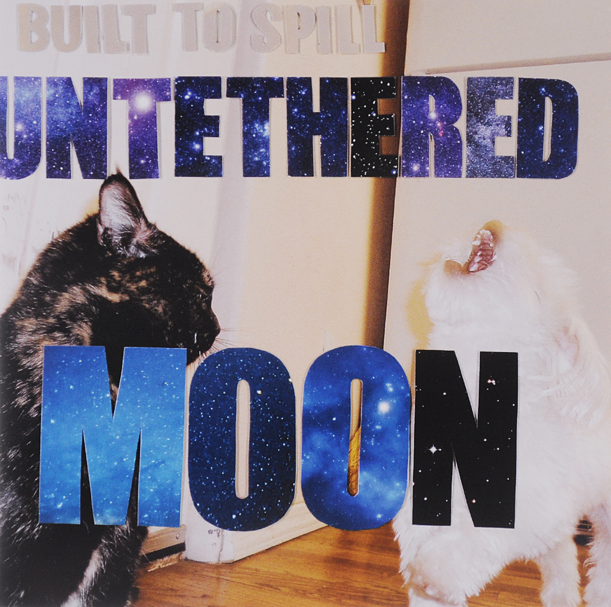 Built To Spill Built To Spill. Untethered Moon ylw eco poly blend sngle drum spill pall