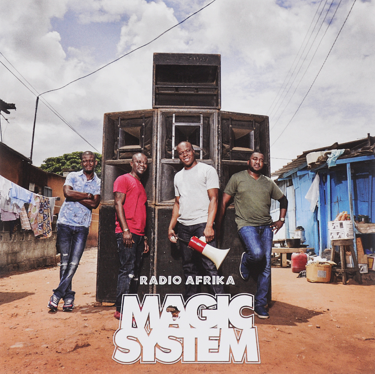 Magic System. Radio Afrika