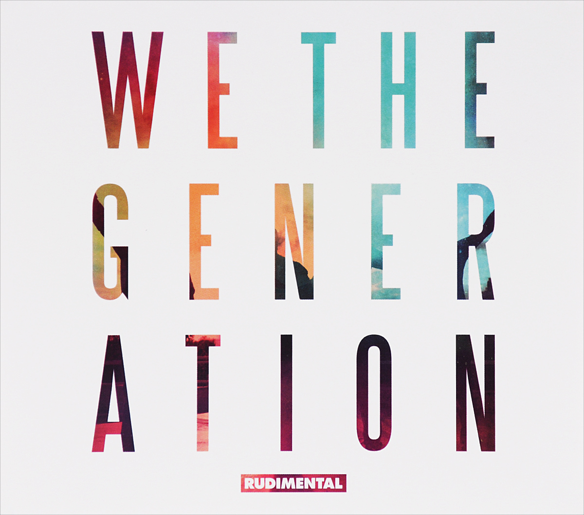 Фото - Rudimental Rudimental. We The Generation. Deluxe Edition cd led zeppelin ii deluxe edition