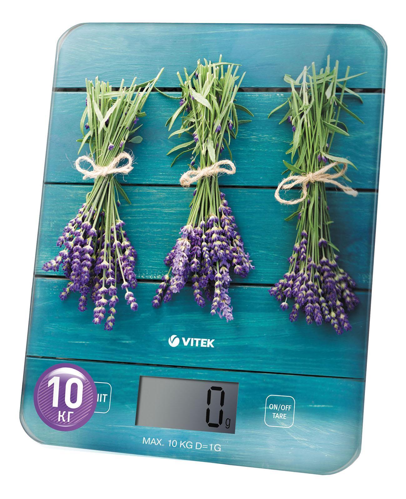 Кухонные весы Vitek VT-2415(B) весы кухонные vitek vt 8021 st серебристый