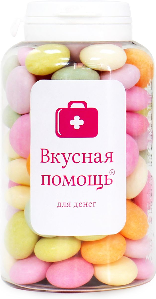 Конфеты Вкусная помощь Для денег, 250 мл конфеты вкусная помощь для женского счастья 250 мл