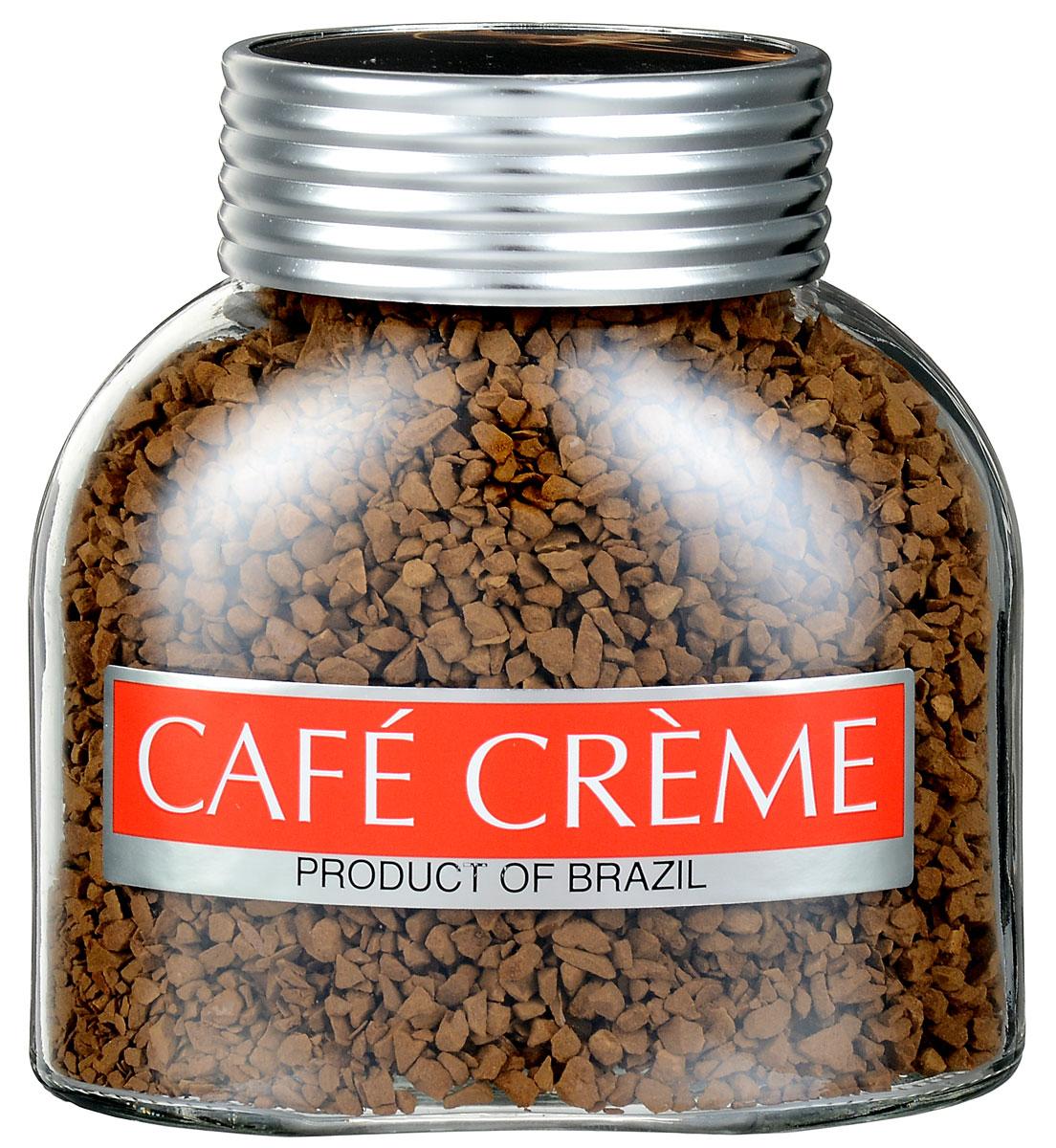 лучшая цена Cafe Creme Original кофе растворимый, 100 г (банка)