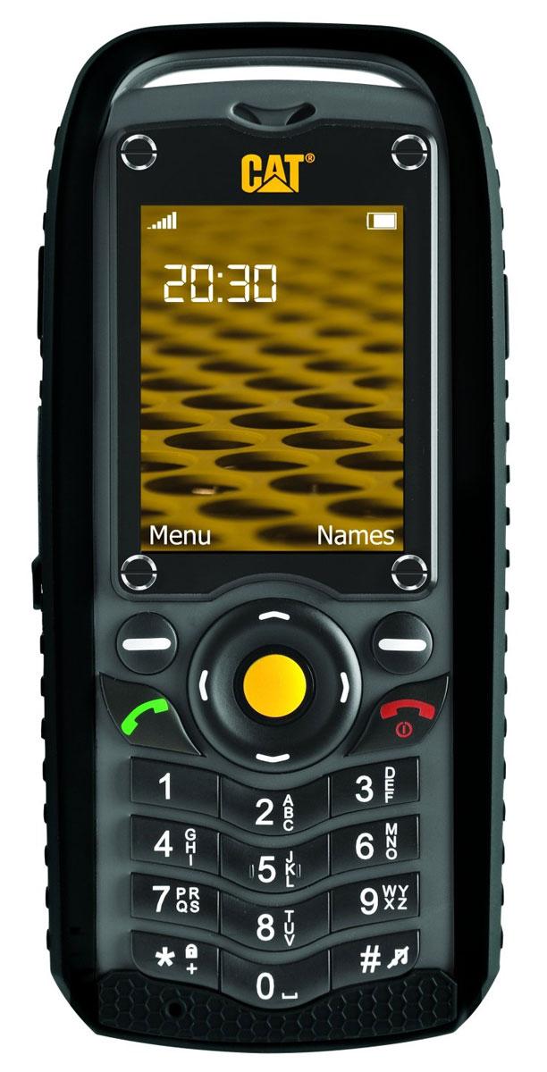 Мобильный телефон CAT B25 black черный