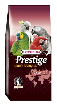 Корм VERSELE-LAGA для крупных попугаев Prestige PREMIUM Australian Parrot Loro Parque Mix 15 кг цена