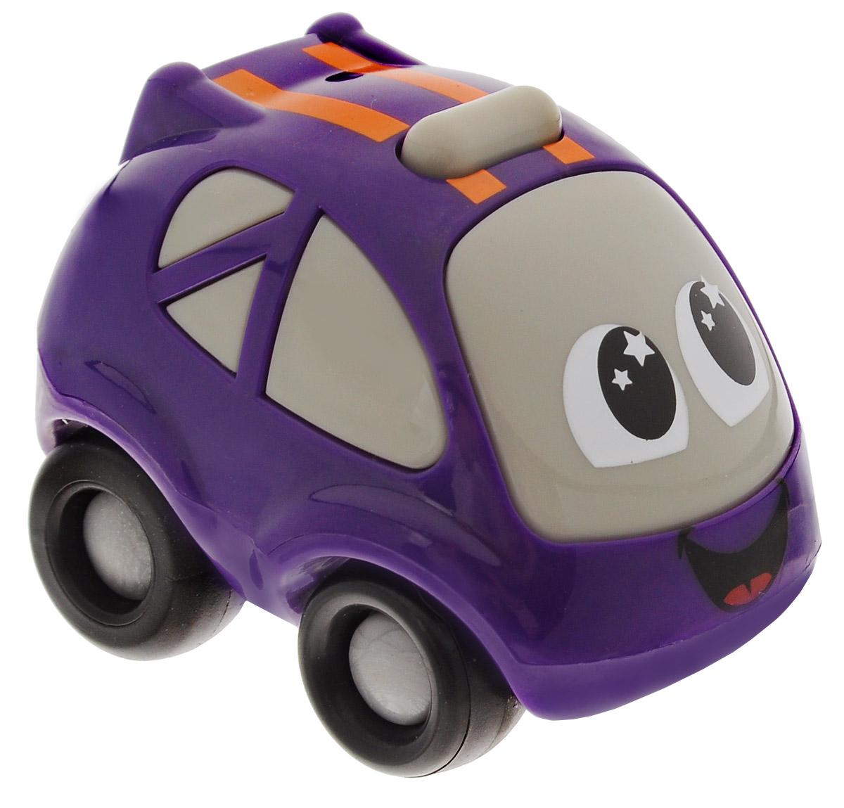 цена на Smoby Машинка Vroom Planet цвет фиолетовый