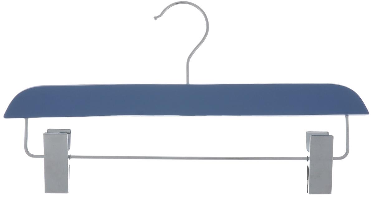 Вешалка для брюк и юбок Cosatto, с зажимами, цвет: голубой, 33 см автокресло cosatto zoomi отзывы
