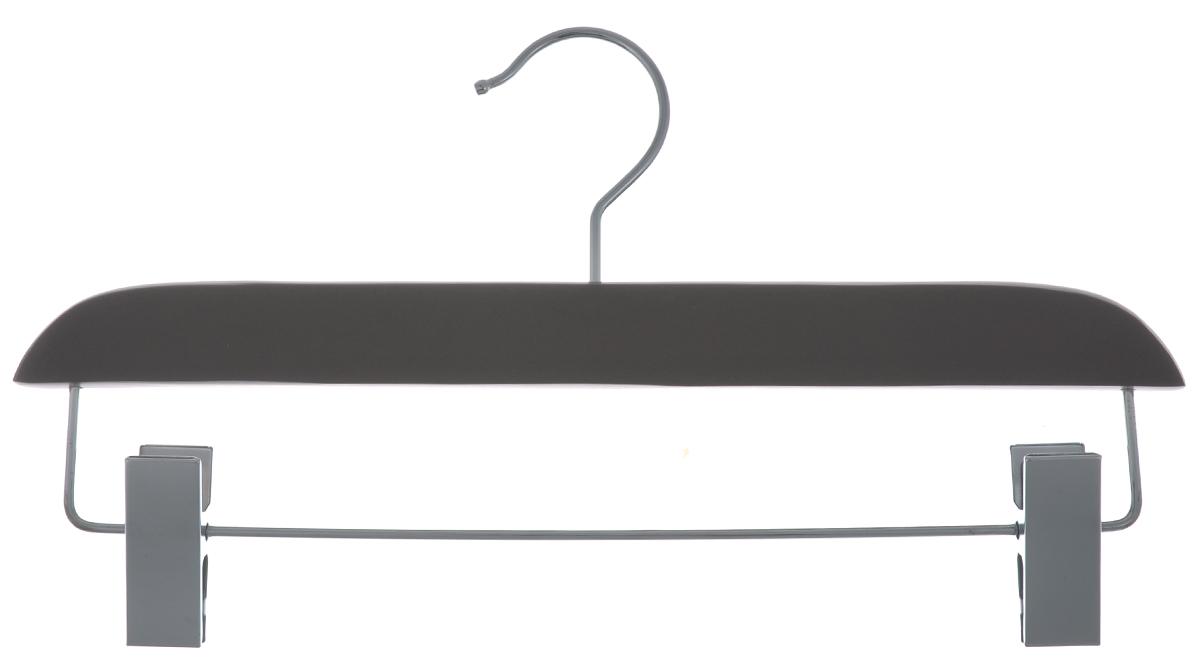 Вешалка для брюк и юбок Cosatto, с зажимами, цвет: мокко, 33 см автокресло cosatto zoomi отзывы