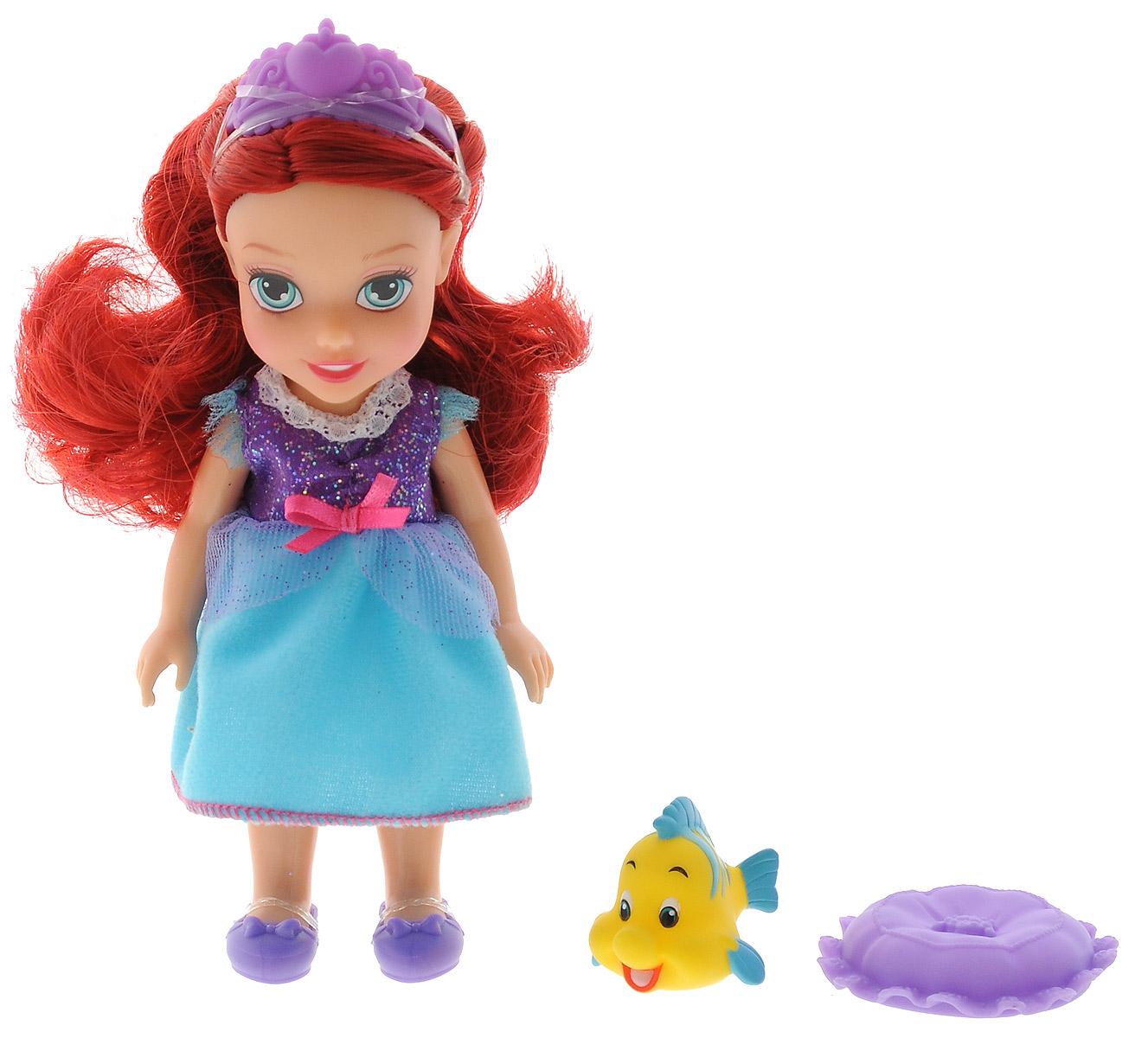 Disney Princess Мини-кукла Petite Ariel Flounder