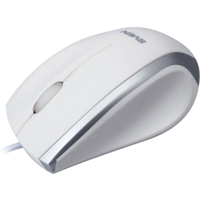 все цены на Sven RX-180, White мышь онлайн