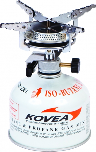 Горелка газовая Kovea Hiker Stove KB-0408 все цены
