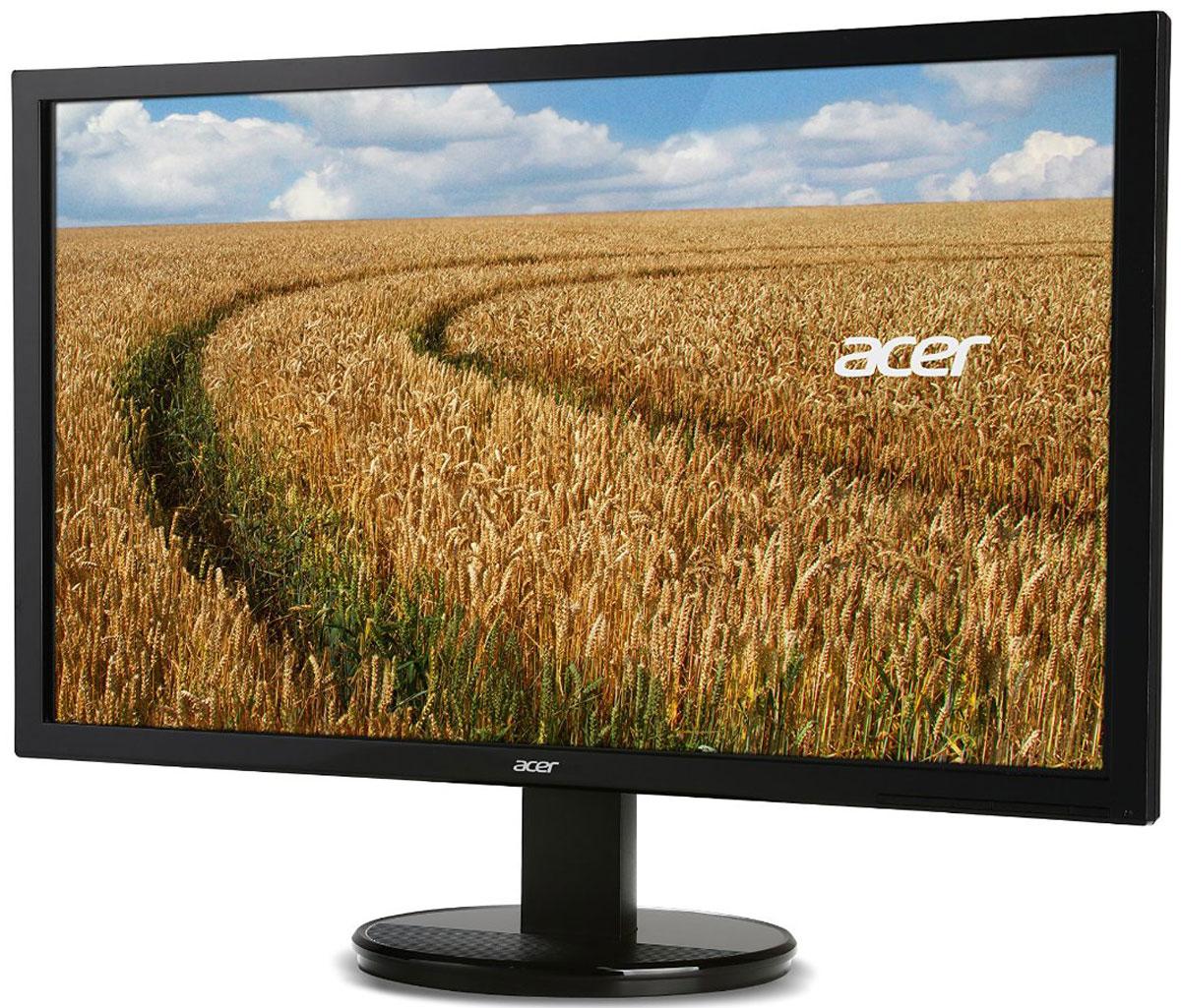 Монитор Acer K192HQLB, Black