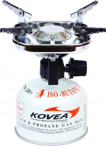 Горелка газовая Kovea Vulcan Stove ТКВ-8901 газовая горелка для резьбового баллона armero ag10 112